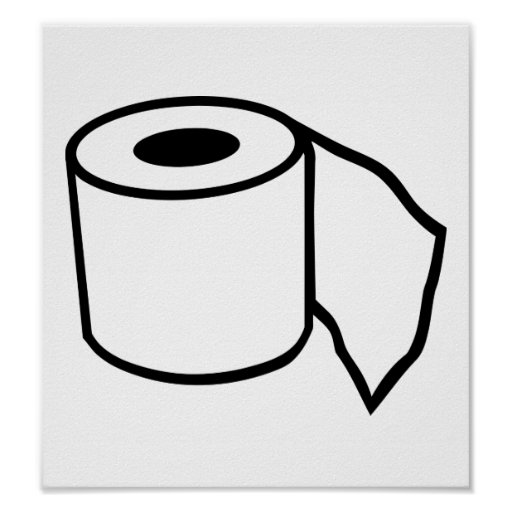 Papel Higienico Dibujo Imagui