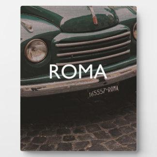 Roma - Roma Placa Expositora