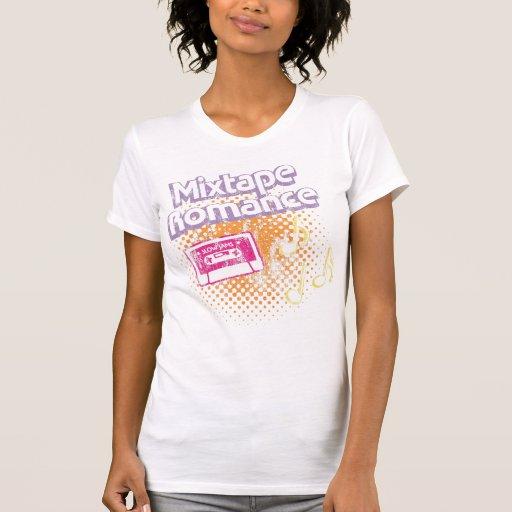 Romance de Mixtape Camisetas