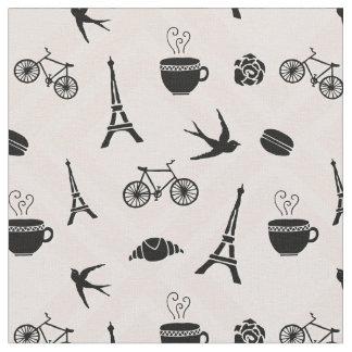 Romance de París modelado Tela