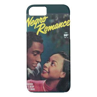 Romance raro de la época dorada cómico funda iPhone 7