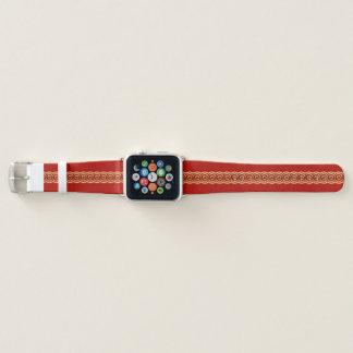 Romano antiguo correa para apple watch