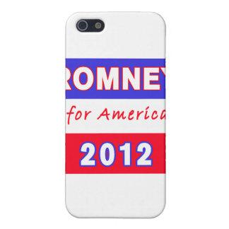 Romney 2012 iPhone 5 funda
