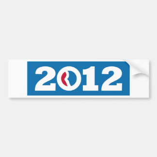 Romney 2012 Ryan Pegatina De Parachoque