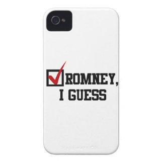 Romney, conjeturo iPhone 4 cobertura