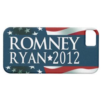 Romney Ryan 2012 iPhone 5 Case-Mate Cárcasas