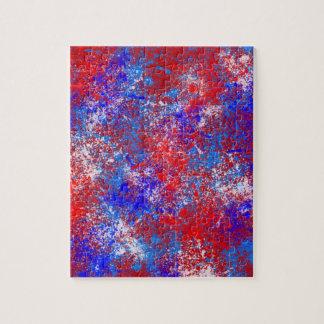 Rompecabezas abstractos