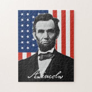 Rompecabezas de Abraham Lincoln