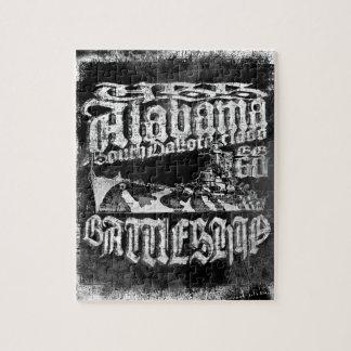 Rompecabezas de Alabama del acorazado