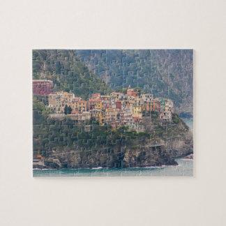 Rompecabezas de Corniglia - de Cinque Terre - de