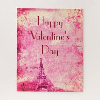 Rompecabezas de encargo del el día de San Valentín