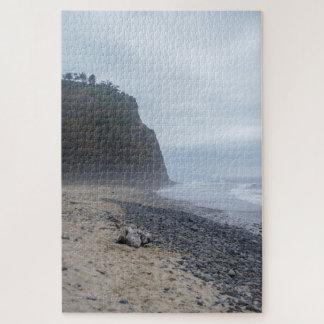 Rompecabezas de la costa del océano