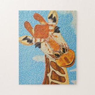 Rompecabezas de la jirafa