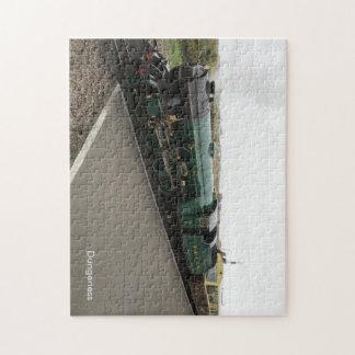 Rompecabezas de la locomotora de vapor (Dungeness)