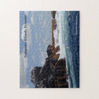 Rompecabezas de las Islas Galápagos (rocas)