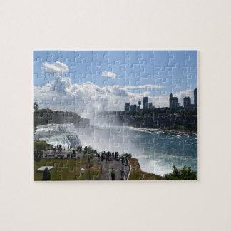 Rompecabezas de Niagara Falls