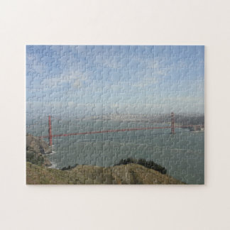 Rompecabezas de San Francisco de puente Golden Gat