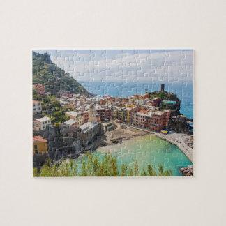 Rompecabezas de Vernazza - de Cinque Terre - de
