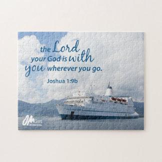 Rompecabezas del 1:9 de Joshua