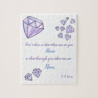 Rompecabezas del diamante