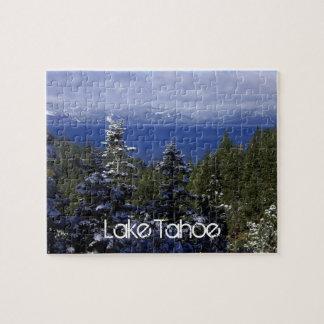Rompecabezas del lago Tahoe
