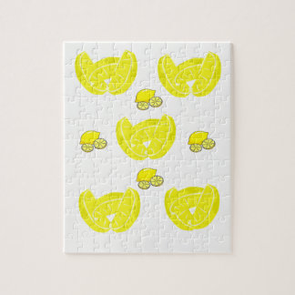 Rompecabezas del limón