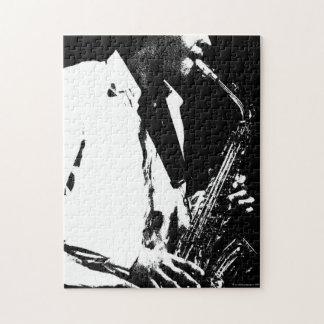 Rompecabezas del saxofón