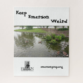 Rompecabezas extraño de Emerson (George)