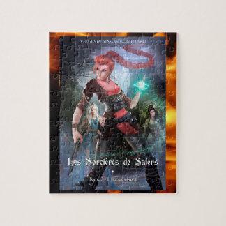 Rompecabezas las Brujas de Salers Volumen 3