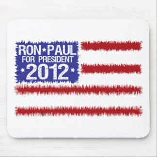 Ron Paul 2012 Alfombrilla De Ratón