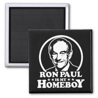 Ron Paul es mi Homeboy Iman Para Frigorífico