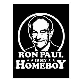 Ron Paul es mi Homeboy Postal