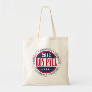 Ron Paul para el presidente Bolsa Tela Barata