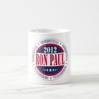Ron Paul para el presidente Taza Clásica