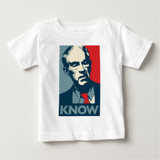 Ron Paul sabe Camiseta