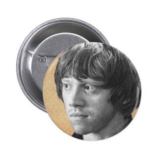 Ron Weasley 2 Chapa Redonda 5 Cm
