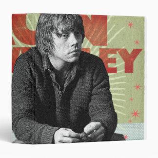 Ron Weasley 4 Carpeta 3,8 Cm