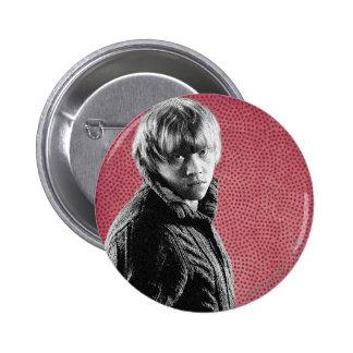 Ron Weasley 5 Chapa Redonda 5 Cm