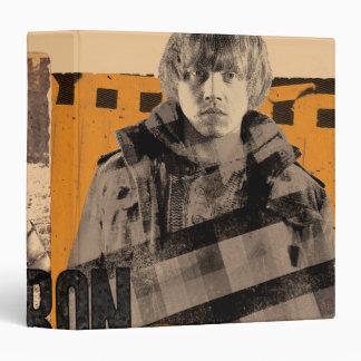 Ron Weasley 6 Carpeta 3,8 Cm