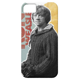Ron Weasley 7 Funda Para iPhone 5 Barely There