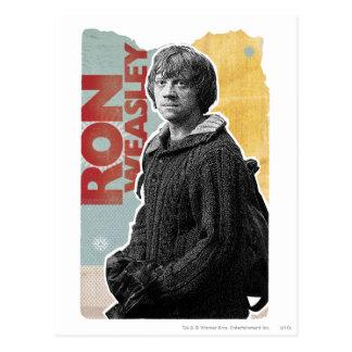 Ron Weasley 7 Postal