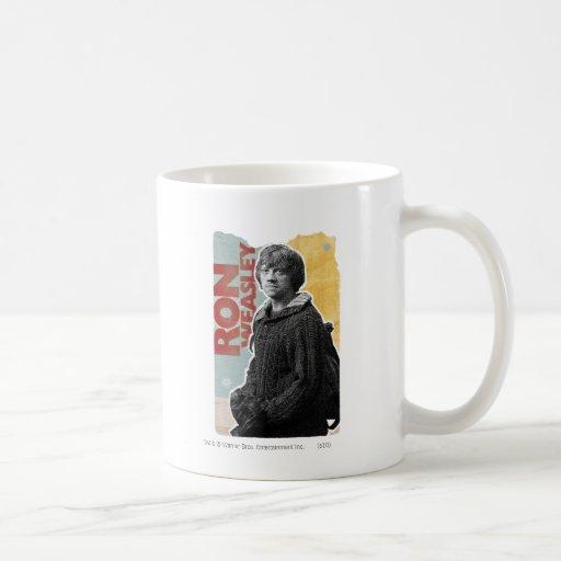 Ron Weasley 7 Tazas De Café
