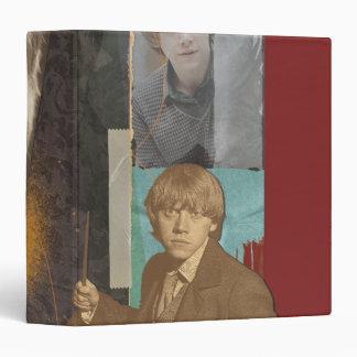 Ron Weasley 8 Carpeta 3,8 Cm