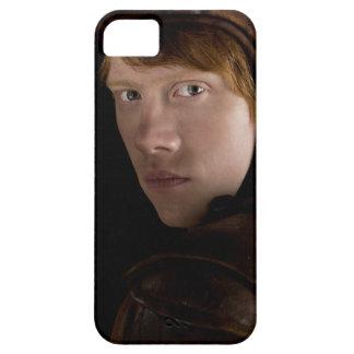Ron Weasley adaptado para arriba iPhone 5 Case-Mate Carcasa
