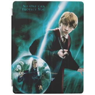 Ron Weasley y Lucius Malfoy Cover De iPad