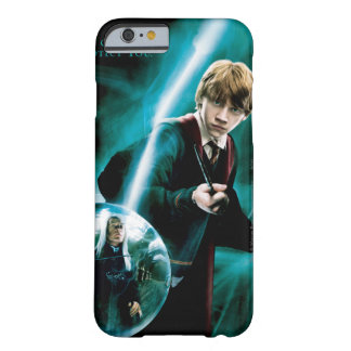 Ron Weasley y Lucius Malfoy Funda Para iPhone 6 Barely There