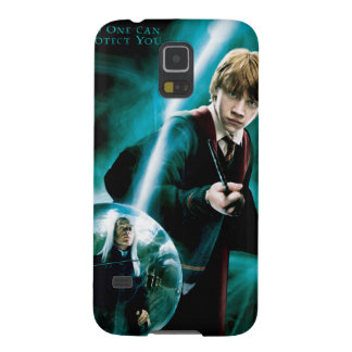 Ron Weasley y Lucius Malfoy Funda Para Galaxy S5