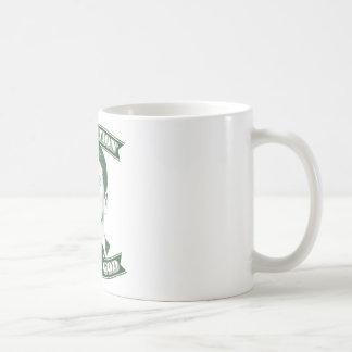 Ronald Reagan una nación debajo de dios Taza De Café