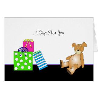 Ronda del último de Chemo - el regalo para usted Tarjeta De Felicitación