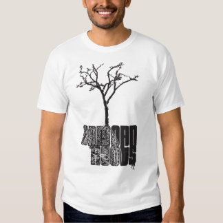 Roots1 samoano camisetas